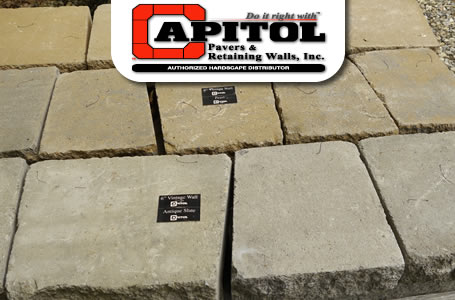 Capitol Pavers